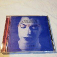 CDs de Música: CD MADREDEUS O PARAÍSO. Lote 183501412