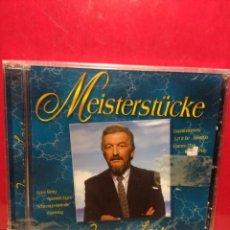 CDs de Música: CD JAMES LAST : MEISTERSTUCKE ( LET IT BE, SPANISH EYES, YESTERDAY, LOVE STORY, ETC. Lote 183526398