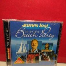 CDs de Música: CD JAMES LAST : THE BEST OF BEACH PARTY ( MACARENA, BAMBOLEO, LA BAMBA, ETC ). Lote 183526490