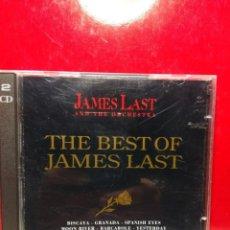 CDs de Música: CD JAMES LAST : THE BEST OF JAMES LAST ( DOBLE CD, 36 TEMAS ). Lote 183526846