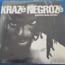 CDs de Música: CD-MAXI / KRAZE NEGROZE / BARRIO BALSAMO, 2001 NUEVO Y PRECINTADO. Lote 183528901