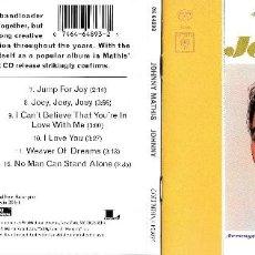 CDs de Música: JOHNNY MATHIS - JOHNNY. Lote 183530050