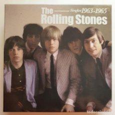 CDs de Música: THE ROLLING STONES – SINGLES 1963-1965. (SIN USO, CDS NUEVOS) 12 CD'S REPLICAS DE LOS SINGLES. Lote 183546670