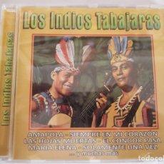 CDs de Música: CD LOS INDIOS TABAJARAS. Lote 183547267