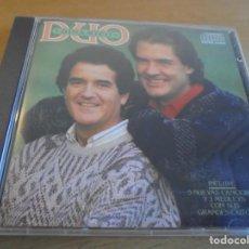 CDs de Música: RAR CD. DUO DINAMICO. MISMO TÍTULO. 1986. CBS. 8 TRACKS. Lote 183549170