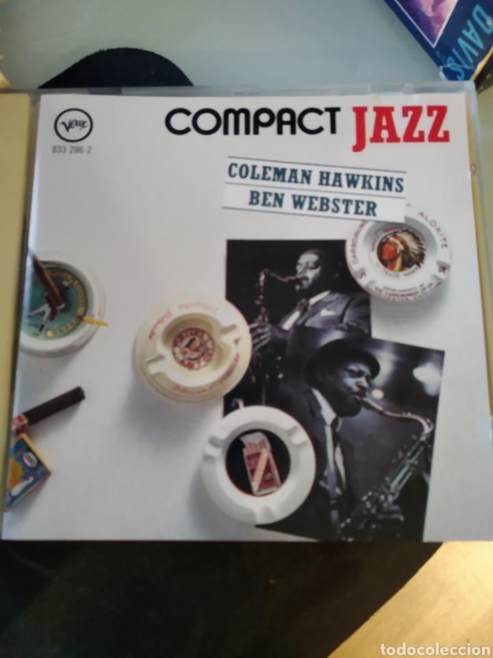 COLEMAN HAWKINS / BEN WEBSTER – COLEMAN HAWKINS / BEN WEBSTER (Música - CD's Jazz, Blues, Soul y Gospel)