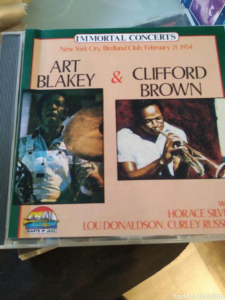 ART BLAKEY & CLIFFORD BROWN – NEW YORK CITY, BIRDLAND CLUB, FEBRUARY 21, 1954 (Música - CD's Jazz, Blues, Soul y Gospel)