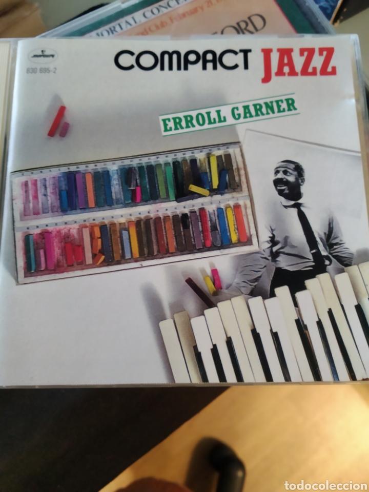 ERROLL GARNER – ERROLL GARNER (Música - CD's Jazz, Blues, Soul y Gospel)