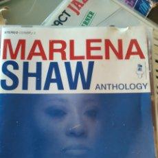 CDs de Música: MARLENA SHAW – ANTHOLOGY. Lote 183573618