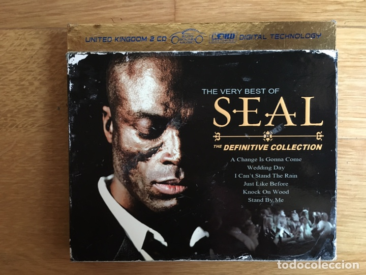SEAL: THE DEFINITIVE COLLECTION (2CDS) (Música - CD's Jazz, Blues, Soul y Gospel)