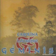 CDs de Música: GEMINIS - CAROLINA LOUREIRO (CD) (REF.180). Lote 183587747