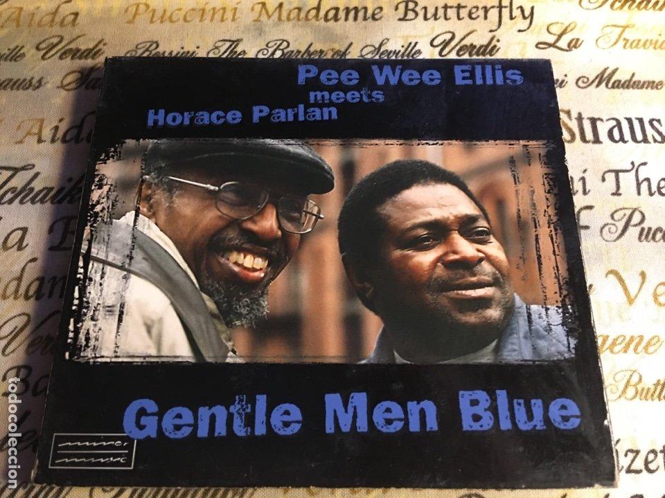PEE WEE ELLIS, HORACE PARLAN - GENTLE MEN BLUE (CD) (Música - CD's Jazz, Blues, Soul y Gospel)