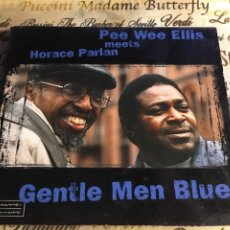 CDs de Música: PEE WEE ELLIS, HORACE PARLAN - GENTLE MEN BLUE (CD). Lote 183587761