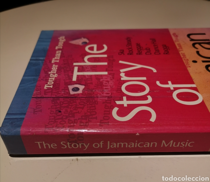 CDs de Música: THE STORY OF JAMAICAN MUSIC 4CDS LIMITED 1993 BOX SET - Foto 6 - 183587798
