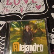 CDs de Música: ALEJANDRO PARREÑO. PERDIDO EN EL PARAISO. OPERACIÓN TRIUNFO. Lote 183588267