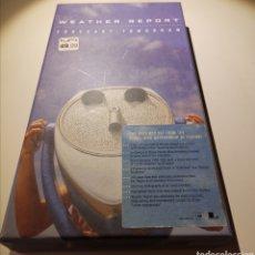 CDs de Música: WEATHER REPORT 4CDS BOX SET FORECAST:TOMORROW 2006. Lote 183590882