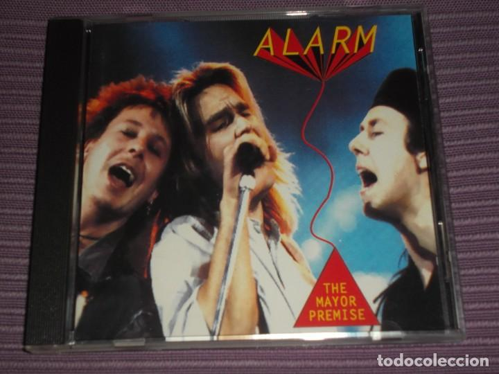 * THE ALARM : ( THE MAJOR PREMISE - LIVE IN ZURICH 1984 - OH BOY RECORDS ) * (Música - CD's Rock)