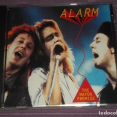 CDs de Música: * THE ALARM : ( THE MAJOR PREMISE - LIVE IN ZURICH 1984 - OH BOY RECORDS ) *. Lote 183591442