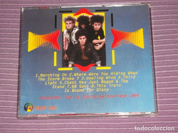 CDs de Música: * THE ALARM : ( THE MAJOR PREMISE - LIVE IN ZURICH 1984 - OH BOY RECORDS ) * - Foto 2 - 183591442