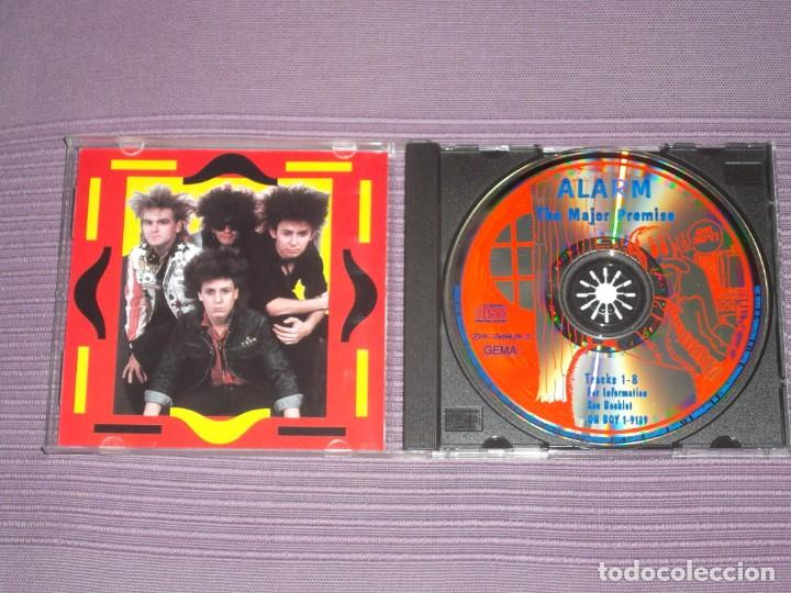 CDs de Música: * THE ALARM : ( THE MAJOR PREMISE - LIVE IN ZURICH 1984 - OH BOY RECORDS ) * - Foto 3 - 183591442