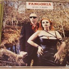 CDs de Música: FANGORIA / NATURALEZA MUERTA / CD - SUBTERFUGE RECORDS-2001 / 12 TEMAS / CALIDAD LUJO.. Lote 183594406