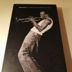 CDs de Música: MILES DAVIS 5CDS BOX SET THE COMPLETE JACK JOHNSON SESSIONS. Lote 183596158