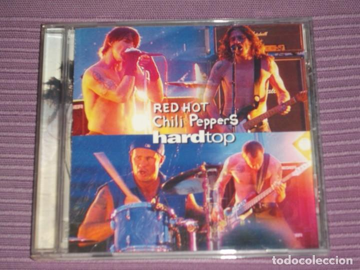 * RED HOT CHILI PEPPERS : ( HARD TOP - LIVE 1999/2002 - PABLO RECORDS - 2002 - 15 TRACKS ) * (Música - CD's Rock)
