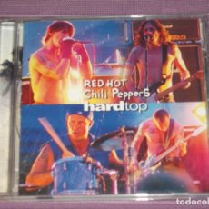 CDs de Música: * RED HOT CHILI PEPPERS : ( HARD TOP - LIVE 1999/2002 - PABLO RECORDS - 2002 - 15 TRACKS ) *. Lote 183596268