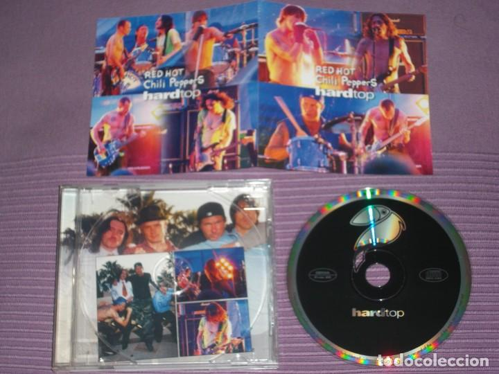 CDs de Música: * Red Hot Chili Peppers : ( Hard Top - Live 1999/2002 - Pablo Records - 2002 - 15 Tracks ) * - Foto 4 - 183596268