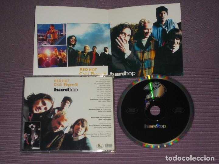 CDs de Música: * Red Hot Chili Peppers : ( Hard Top - Live 1999/2002 - Pablo Records - 2002 - 15 Tracks ) * - Foto 5 - 183596268