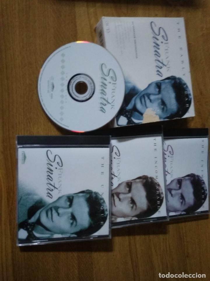 THE EARLY YEARS FRANK SINATRA 3 CD (Música - CD's Jazz, Blues, Soul y Gospel)