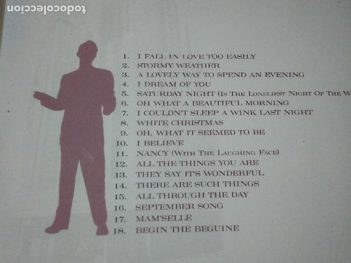 CDs de Música: THE EARLY YEARS FRANK SINATRA 3 CD - Foto 7 - 183598121