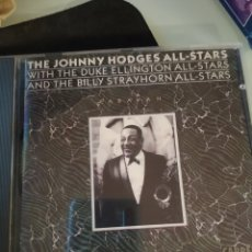 CDs de Música: JOHNNY HODGES ALL STARS - WITH THE DUKE ELLIGNTON ALL STARS - CARAVAN. Lote 183598582