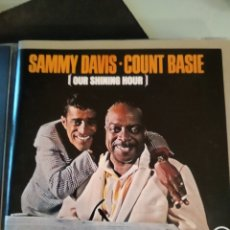CDs de Música: SAMMY DAVIS • COUNT BASIE – OUR SHINING HOUR. Lote 183599737