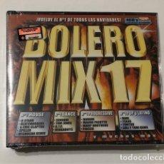 CDs de Música: BOLERO MIX 17 (AÑO 2.000 ** NUEVO**). Lote 183602338