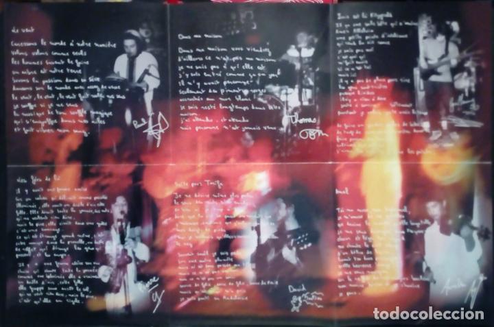 CDs de Música: ATROPOS A LA RENCONTRE DU 3 ÈME TYPE ALBUM CD AUTOEDICIÓN (JAZZ -FUSIÓN ÁFRICA MARRUECOS) - Foto 3 - 183605250