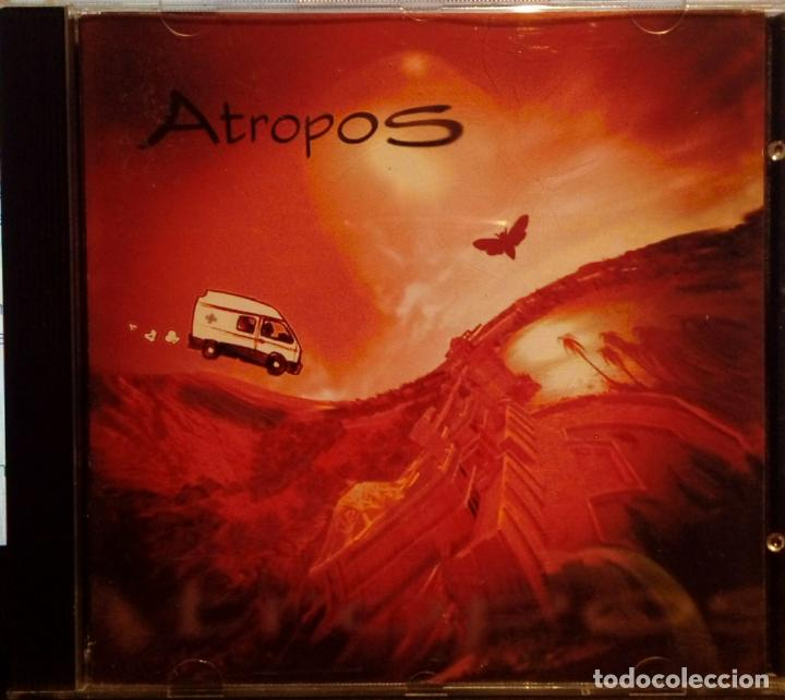 ATROPOS A LA RENCONTRE DU 3 ÈME TYPE ALBUM CD AUTOEDICIÓN (JAZZ -FUSIÓN ÁFRICA MARRUECOS) (Música - CD's Jazz, Blues, Soul y Gospel)