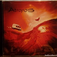 CDs de Música: ATROPOS A LA RENCONTRE DU 3 ÈME TYPE ALBUM CD AUTOEDICIÓN (JAZZ -FUSIÓN ÁFRICA MARRUECOS). Lote 183605250