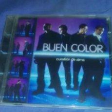 CDs de Música: CD BUEN COLOR, CUESTION DE ALMA. Lote 183617770