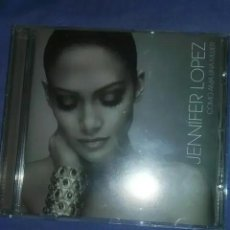 CDs de Música: CD JENIFER LOPEZ, COMO AMA UNA MUJER. Lote 183619098