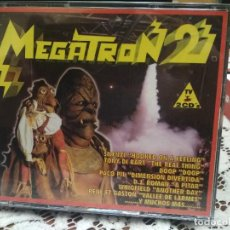 CDs de Música: 2 CD´S MEGATRON 2 : SILENZI, PACO PIL, DOOP, D.J.ROMAN, KING OF HOUSE, NO NAME, PARAJE, . Lote 183619321