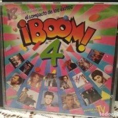 CDs de Música: CD-BOOM 4-EMI-18 GRANDES EXITOS-1988- COMO NUEVO¡¡. Lote 183619551