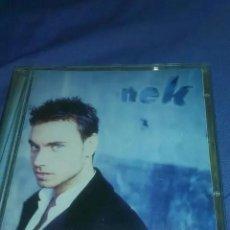 CDs de Música: CD NEK. Lote 183619733