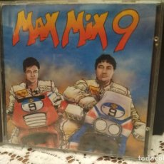 CDs de Música: MAX MIX 9 CD ...OPORTUNIDAD,,, MUY DIFICIL BUEN ESTADO . Lote 183619981