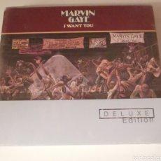 CDs de Música: MARVIN GAYE 2CDS LUXE EDITION LIBRETO 2003. Lote 183620448