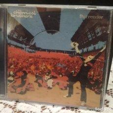 CDs de Música: THE CHEMICAL BROTHERS SURRENDER CD ALBUM DEL AÑO 1999 CONTIENE 11 TEMAS. Lote 183620836