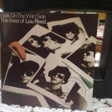CDs de Música: LOU REED (CD) WALK ON THE WILD SIDE – THE BEST AÑO – 1991. Lote 183621141