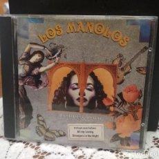 CDs de Música: CD. LOS MANOLOS. PASION CONDAL. 1991. RCA. Lote 183621607