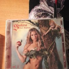 CDs de Música: CD SHAKIRA, FIJACION ORAL VOL2. Lote 183621941
