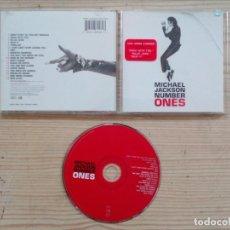 CDs de Música: MICHAEL JACKSON - NUMBER ONES CD. Lote 183623357